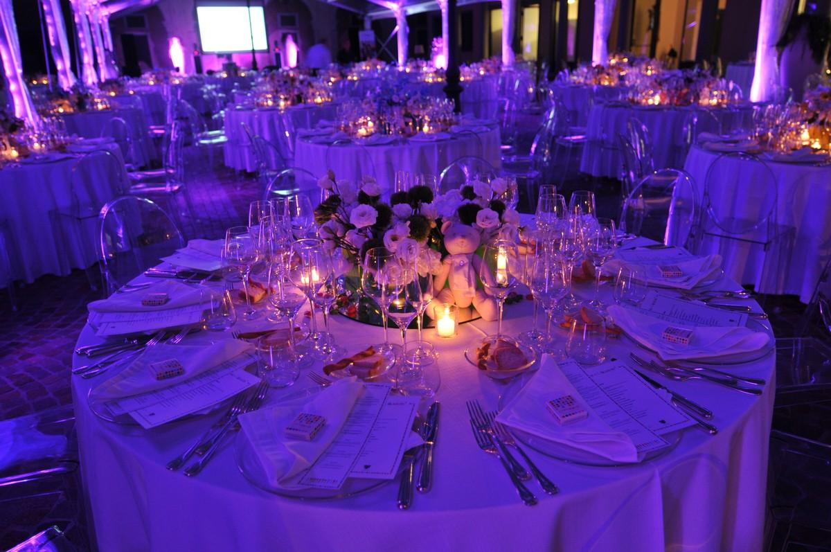 Una bellissima cena di gala