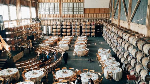 la cena di gala a Verona