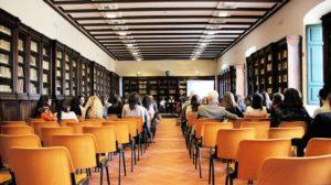 un business meeting a Verona