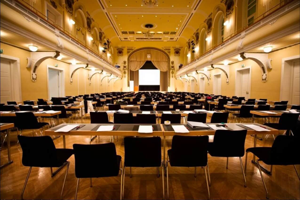 organizzazione meeting aziendale