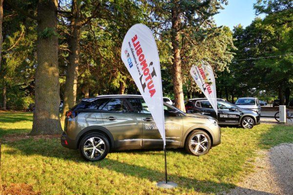 Presentazione Nuova Peugeot – Apefamily!